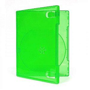 Caixa DVD Verde - Xbox 360