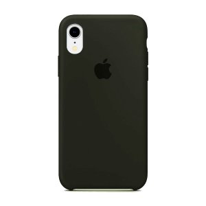 Capa iPhone XR Silicone Case Oficial
