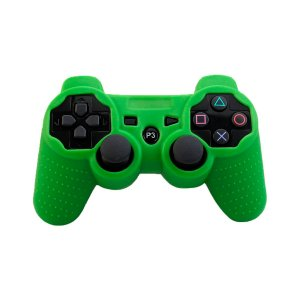 Capa Silicone Controle - PS3 / PS2