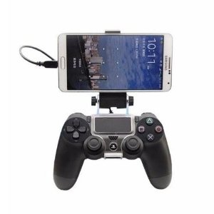 Suporte Controle PS4 para Celular Dobe
