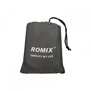 Lençol Impermeável Romix RH33 Preto