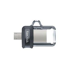 Pen Drive SanDisk 64GB Ultra OTG m3.0 - Celular / PC
