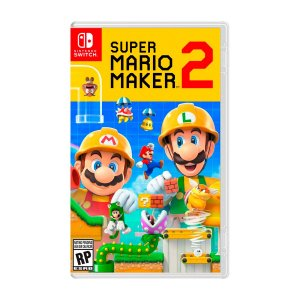 Jogo Super Mario Maker 2 - Switch (Seminovo)