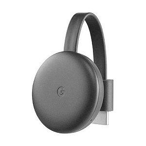 Google Chromecast 3 (Sem Caixa)