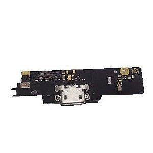 Pç Motorola Conector Carga USB Moto G4