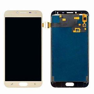 Pç Samsung Combo J4 Dourado