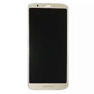 Pç Motorola Combo Moto G6 Play / E5 Dourado