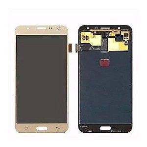 Pç Samsung Combo J7 J700/M Dourado