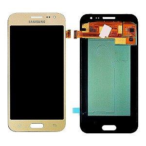 Pç Samsung Combo J2 J200/M Gold