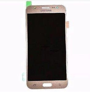 Pç Samsung Combo J5 J510 Dourado - TFT