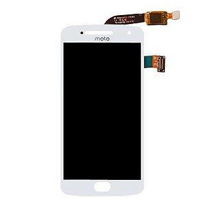 Pç Motorola Combo Moto G5 Plus Branco S/aro