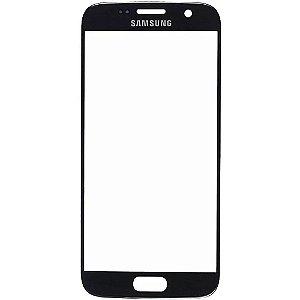 Pç Samsung Vidro S7 G930 Preto