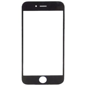 Pç Apple Vidro iPhone 6s Preto