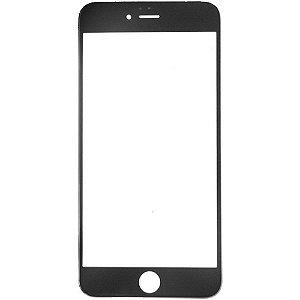 Pç Apple Vidro iPhone 6 Plus Preto
