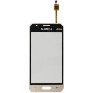 Pç Samsung Touch J1 Mini J105 Dourado