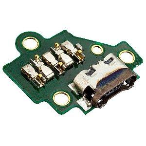 Pç Motorola Conector Carga USB Moto G3 XT1540
