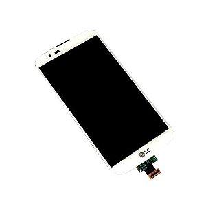 Pç LG Combo K10 K430 Sem CI Branco