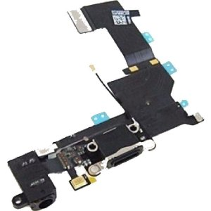 Pç Apple Flex Carga USB iPhone 5s Preto