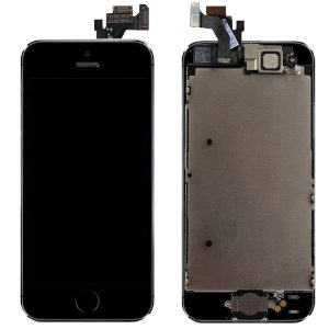 Pç Apple Combo iPhone 5 Cinza Espacial