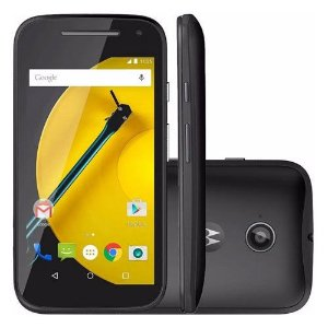 Smartphone Motorola Moto E2 8GB 1GB Preto (Seminovo)
