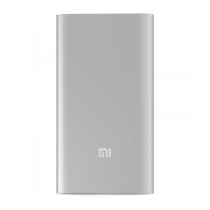 Carregador Portátil Xiaomi Redmi Power Bank 2 5000mAh Silver