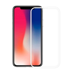 Película 3D iPhone XS Max / 11 Pro Max Branco