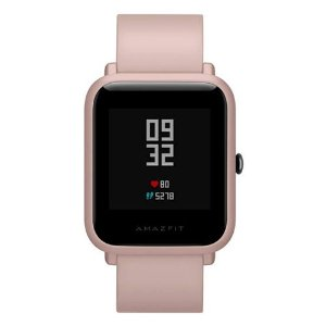 Relógio Xiaomi Amazfit Bip Lite A1915 Rosa