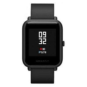 Relógio Xiaomi Amazfit Bip Lite A1915 Preto