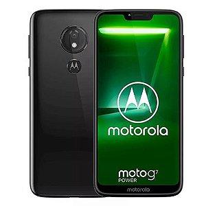 Smartphone Motorola Moto G7 Power 64GB 4GB Preto