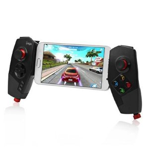 Controle Smartphone Ípega PG-9055 Red Spider - Android / iOS / PC