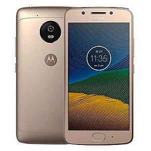 Smartphone Motorola Moto G5 Dual 32GB 2G Dourado (Seminovo)