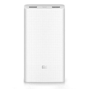 Carregador Portátil Xiaomi Mi Power Bank 20000 mAh