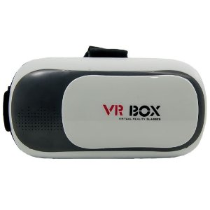 Óculos VR Box para Smartphone + Controle