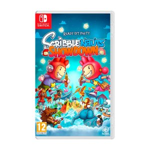 Jogo Scribblenauts Showdown - Switch (Seminovo)