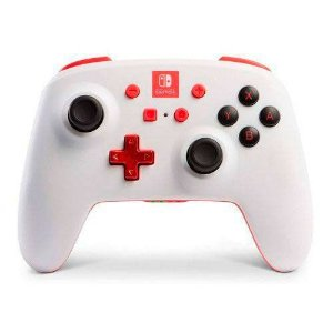 Controle Enhanced Wireless Controller Branco - Switch
