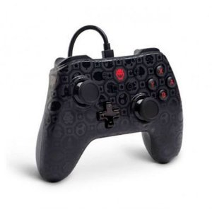 Controle Wired Bowser Shadow Edition- Switch
