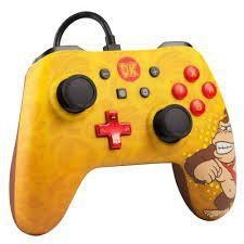 Controle Wired Donkey Kong - Switch