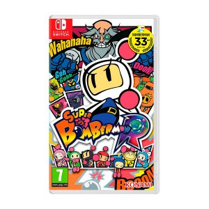 Jogo Super Bomberman R - Switch (Seminovo)