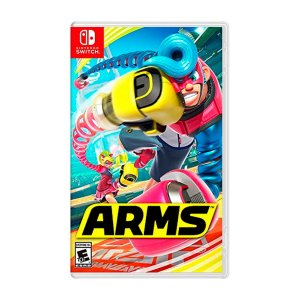 Jogo Arms - Switch (Seminovo)