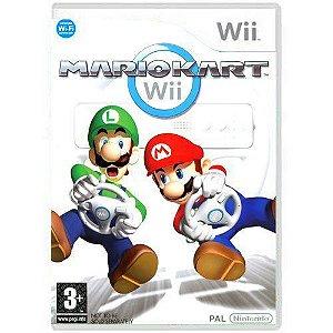 Jogo Mario Kart - Wii (Seminovo)