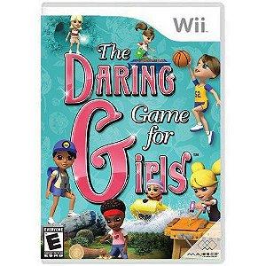 Jogo The Daring Game For Girls - Wii (Seminovo)