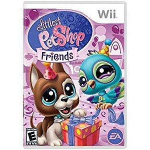Jogo Littlest Pet Shop Friends - Wii (Seminovo)