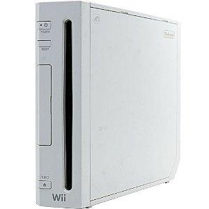 Console Nintendo Wii + 1 Controle (Seminovo)