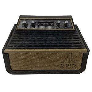 Console Fliperama Raspberry Pi3 Atari + Controle
