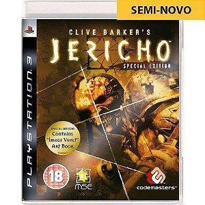 Jogo Clive Barker`s Jericho - PS3 (Seminovo)