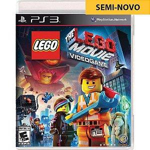 Jogo LEGO Movie Videogame - PS3 (Seminovo)