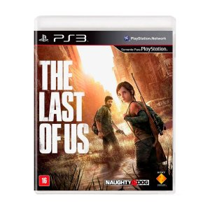 Jogo The Last of Us - PS3 (Seminovo)