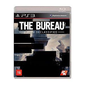 Jogo The Bureau: XCOM Declassified - PS3 (Seminovo)