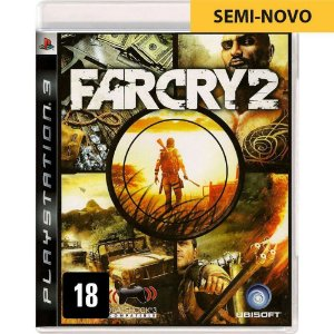 Jogo Far Cry 2 - PS3 (Seminovo)