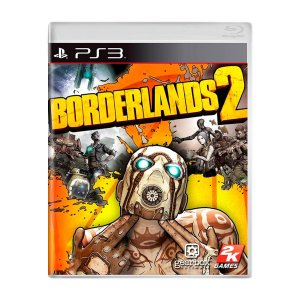 Jogo Borderlands 2 - PS3 (Seminovo)